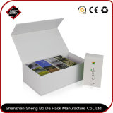Рециркулированная материальная коробка упаковки хранения бумаги подарка