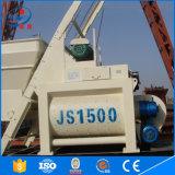 2017 nuevo tipo fabricación principal en el mezclador concreto de China Js1500