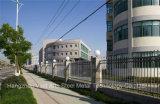 Haohan 간단한 회색 산업 주거 안전 정원에 의하여 직류 전기를 통하는 강철 담 24