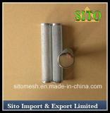 Filtre de treillis métallique d'acier inoxydable de filtre de cylindre