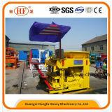 Hfjmq-6Aの機械を作る小さい水硬セメントのブロック機械移動式ブロック