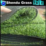 景色の泥炭の草20mmの単繊維のPEヤーン12600density