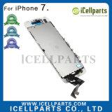 Schermo di tocco all'ingrosso della visualizzazione dell'affissione a cristalli liquidi di alta qualità per il iPhone 7