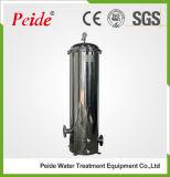 Acier inoxydable Micron multi cartouche Boîtier de filtre pour l'eau Filtration