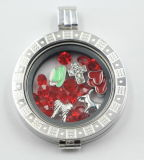 Bijoux en or plaqué or Faith Locket