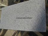 Plak van het Graniet van de Tegel van de Vloer van het Graniet van de sesam de Witte G655