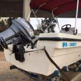 18FT FRP Type hors-bord Console centrale Bateau de pêche Vente chaude