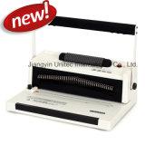 Hot Sale A4 Manuel Desktop Office bobine livre machine de reliure S12 / S20 / S20A