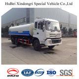 camion di serbatoio dello spruzzatore dell'acqua dello spruzzo laterale dell'euro 4 di 18cbm Dongfeng 6X4