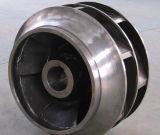 Отливка насоса разделяет отливку турбинки направляющей решетка