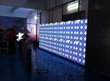 Afficheur LED d'écran visuel polychrome/de publicité extérieure (IMMERSION P10)