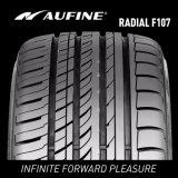 Neumático radial del coche los de tamaño natural de la marca de fábrica de China Aufine con el ECE