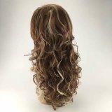 Синтетические волосы парики для чернокожих женщин Black Ash Blonde природных дешевые Perruque Косплей Freestress для афроамериканцев парики