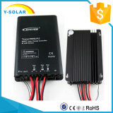 énergie solaire Lumière-Imperméable à l'eau de 12V/24V Epever 15A DEL Tracer3910lpli/contrôleur de panneau