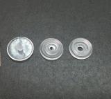 Кнопка пластмассы щелчковая для плаща