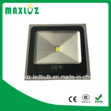 IP66 Outdoor COB 50W LED Flood Light com preço de fábrica
