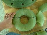 FRP ou coude de fibre de verre - garnitures de FRP/GRP