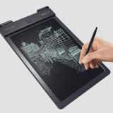 Panneau d'écriture de la tablette d'écriture miniature à cristaux liquides de 9 po