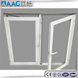 [هيغقوليتي] بيضاء ألومنيوم قطاع جانبيّ شباك يدار نافذة