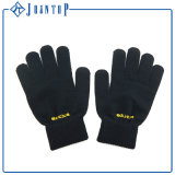 Col Negro guantes de malla patrón libre en el 2017
