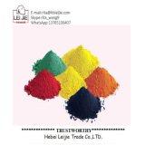 Todos los colores pigmento de óxido de hierro de grado industrial