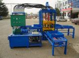 Machine de fabrication de brique de pavé automatique à pavé automatique dédiée