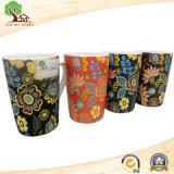 Tazza di caffè di ceramica su ordinazione di colore all'ingrosso
