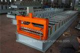 La tôle d'acier galvanisée par Corrguated de Kxd 800 laminent à froid former la machine