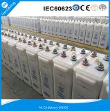 Batterie alcaline rechargeable Ni-CD / batterie Ni-CD Gn300- (3) pour métro, métro, signalisation ferroviaire.