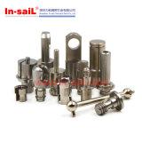 CNC, der Ersatzteile mit heißem Verkauf dreht