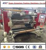 Vertikaler aufschlitzender und Rückspulenmaschine Typ der aufschlitzenden Papiermaschine