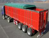 prix d'usine Tissus enduits PVC bâches pour couvrir le chariot TO096