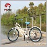 Fabricante elétrico da bicicleta do cruzador gordo do pneu