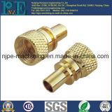 Boa qualidade Custom CNC Milling Bloco de alumínio