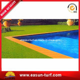 Vuurvast Kunstmatig Gras voor de Tuin van het Huis