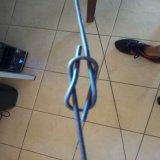 Enlace rápido Algodón balas alambre, alambre de doble bucle de algodón enfardar