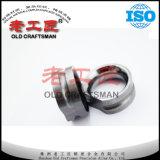 Roue Polished de guide de câblage de carbure cimenté de tungstène de miroir