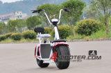 60V elektrischer Harley Roller Citycoco erhältlich auf schwanzlosem Motor 1000W und 1500W