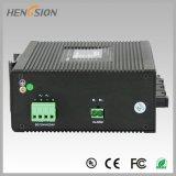 Acceso 8 con el interruptor industrial manejado 2 SFP de la red de Ethernet