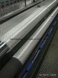 E/Cガラスのファイバーガラスの編まれた非常駐のガラス繊維の明白な織り方の布