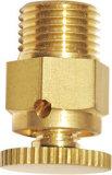Шариковый клапан радиатора мыжской резьбы латунный