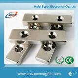 Высокое качество Редкоземельные Strong блок потайных Neo диск магнита