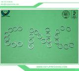 6061 componentes de alumínio da máquina do CNC do torno
