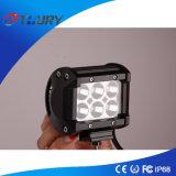 lampe fonctionnante de 18W DEL CREE DEL de 4 pouces conduisant le projecteur