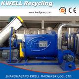 Plastikflaschen-Waschmaschine-/Haustier-Flocken, welche die Zeilen-/Wasser-Flasche aufbereitet Maschine aufbereiten