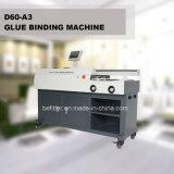 D60-A3 de la máquina de encuadernación
