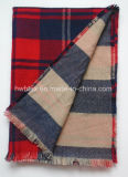 Stole/шаль/шарф классицистического нового Tartan прибытия акриловый (HWBA809)