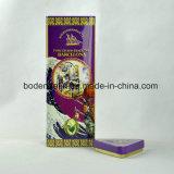 Kundenspezifischer Metalltee-Geschenk-Zinn-Kasten, Metalltee-Dose, quadratische Blechdose