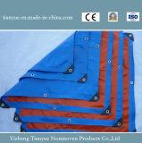 Coberturas de lona impermeáveis revestidas de tecido de PVC
