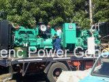 Generador grande del diesel de la potencia de Cummins Kta50 1250kVA